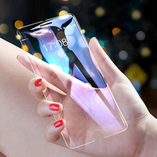 Transparent HD Glass Screen Protector For iPhone X XS XR XSmax 8 7 6 6s Plus Tempered Glass Protective Film For iPhone 5 s c SE стоимость