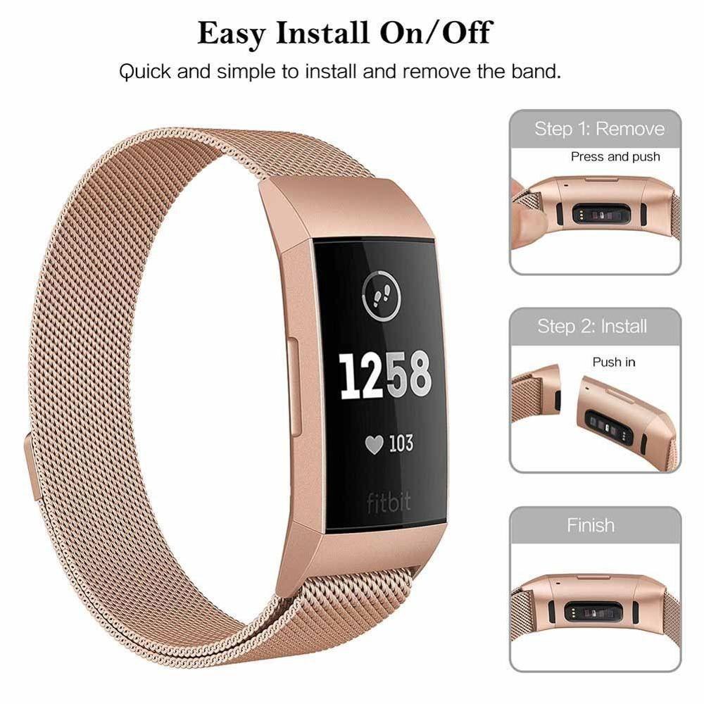 316L Steel Adjustable Watch Band Pin Buckled Adjustable Women Men Replacement Accessories Fitness Equipment Pedometer