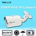 WAN LIN 2.0MP SONY IM323 Waterproof Outdoor Bullet IP Camera 1080P Security Camera ONVIF Video Surveillance Camera
