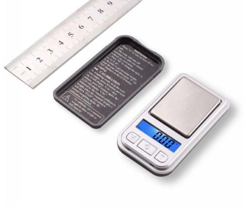 Super mini pocket Jewelry scale 200g/100g x 0.01g digital Weighting Gram Balance Weight Scales LCD
