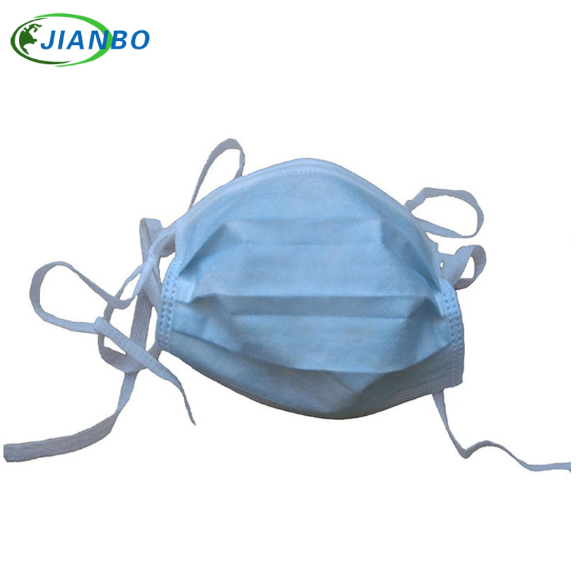 Direct Deal New 100Pcs 3 Layers Nonwoven Bandage Face Mask Professional Disposable Face Mask Excellentear Loop-Tape medical aseptic disposable face mask parts of atomizer compaction type mask child baby face mask