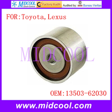 New Timing Belt Tensioner Pulley use OE No. 13503-62030 / 1350362030 for Toyota Lexus