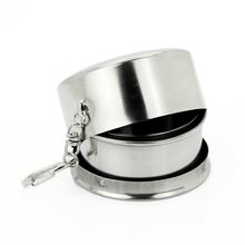 Stainless Steel Folding Cup