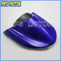Motorcycle Part For NINJA ZX10R Motor Rear Pillion All Blue Injection ABS Seat Cowl Cover For Kawasaki NINJA ZX10R 2004 2005