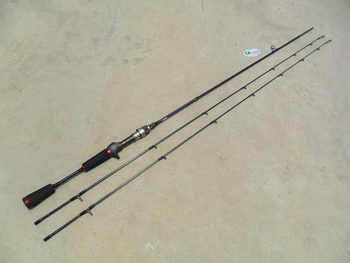 Fuji Reel Seat 1.9m UL/L Action Trout Rod 50t High Carbon Two Tips Spinning And Casting Fishing Rod Soft Power