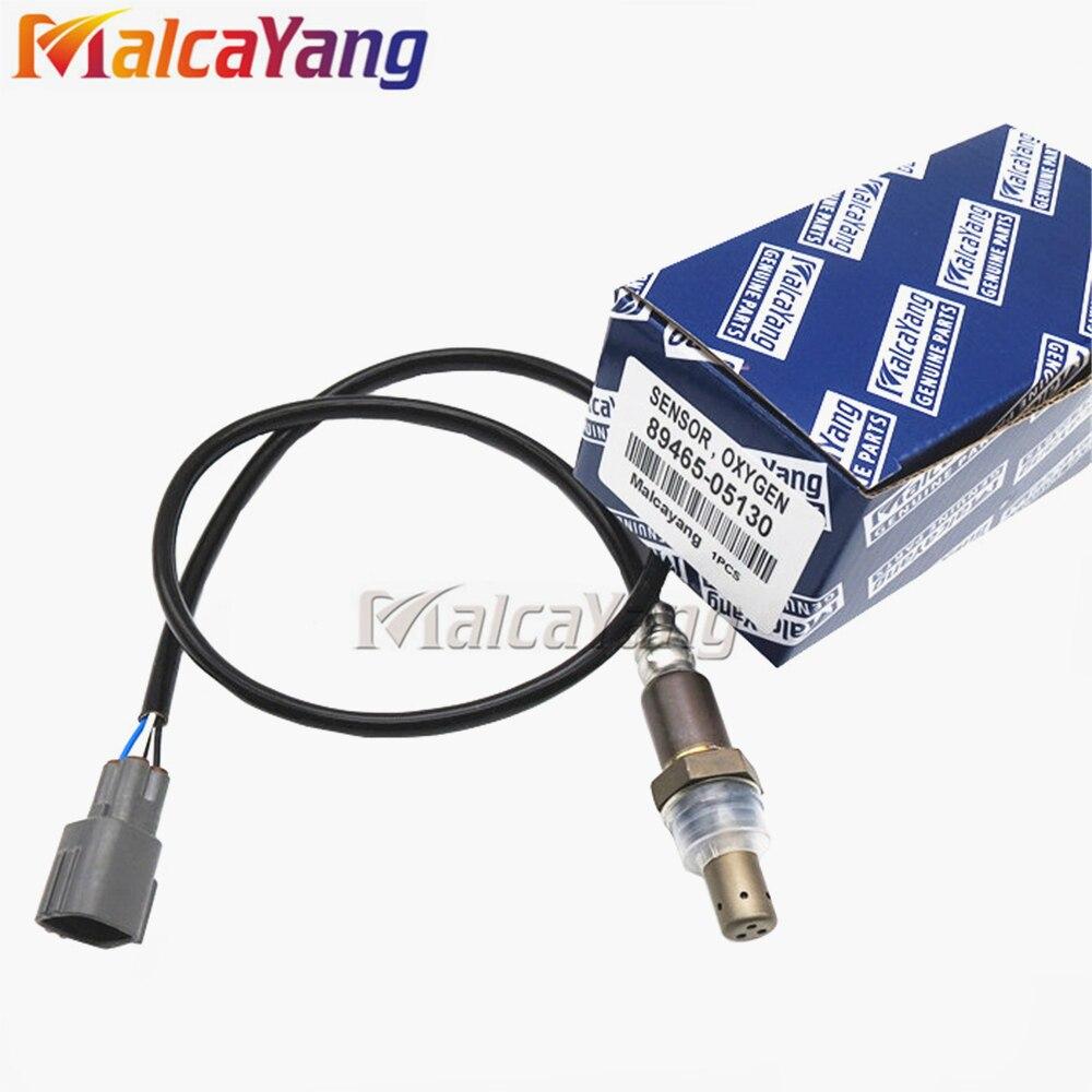 1PCS Rear Oxygen Air Fuel Ratio Sensor For Toyota Avensis T25 1AZFSE 2.0L 89465-05120 8946505130 89465-05130 fuel pump assy 23100 28032 2310028032 for toyota avensis t25 2 0i