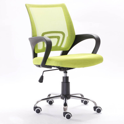 Simple Modern Breathable Mesh Cloth Office Chair Staff Meeting Conference Chair Ergonomic Lifting Soft Computer Chair 240335 computer chair household office chair ergonomic chair quality pu wheel 3d thick cushion high breathable mesh