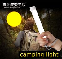 LED Outdoor Camping Lamp Charging Travel Emergency Lighting SOS Alarm Signal Lamp Camp Tent Light Camping
