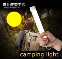 LED lampada di campeggio esterna ricarica viaggi di illuminazione di emergenza SOS segnale di allarme lampada Camp Luce Della Tenda di campeggio della lampada