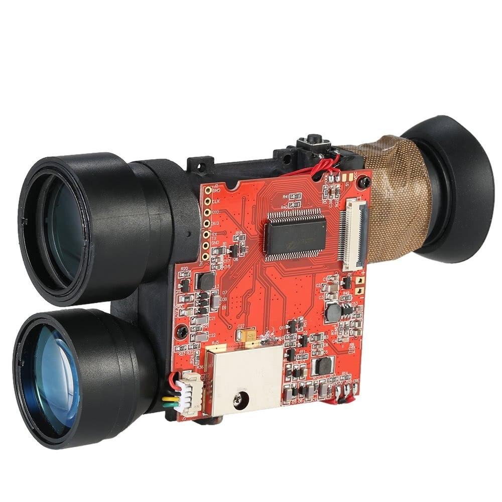 600M DIY Rangefinder Laser Distance Meter Serial Module Distance Speed Measurement TTL singal SENSOR