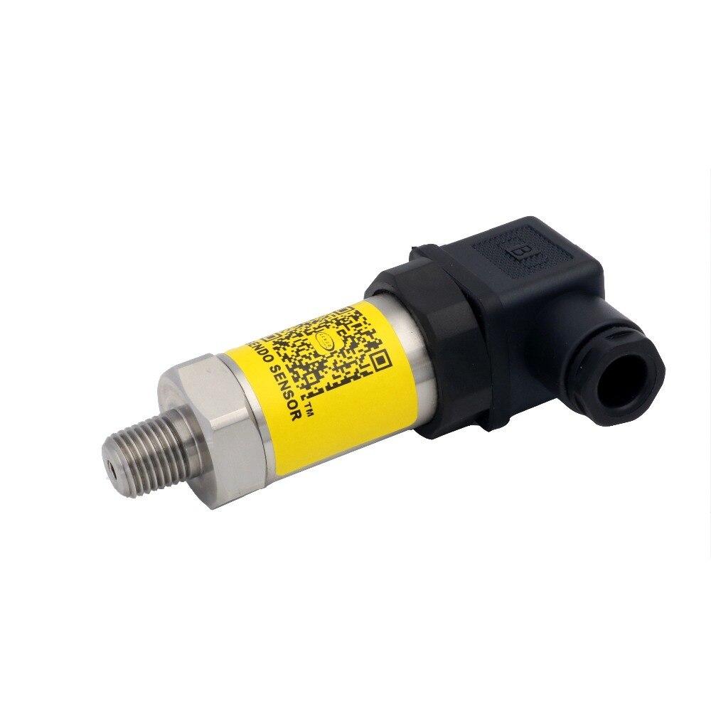 Capteur de pression 0.5-4.5 V, alimentation 5 V, jauge 35kpa/0.35bar/5psi, connexion mâle 1 4 npt, diaphragme en acier inoxydable 316L, faible coût - 2