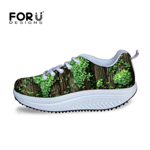 2016 Fashion Korean Shoes Women Slimming Lady's Fitness Platform Shoes increasing Trendy Health Lady Beauty Swing Shoes