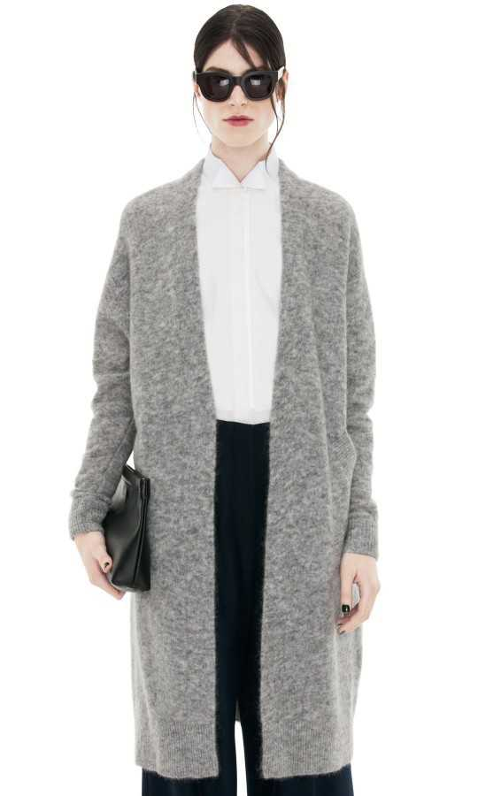 2015 long Cardigan Sweaters womens cashmere coats in the new ...