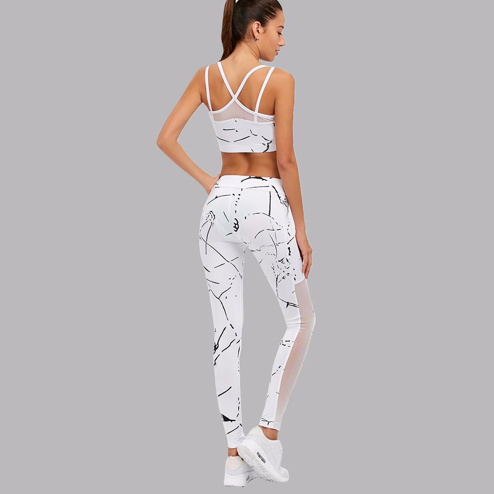 Sexy Yoga Sets Fitness Bra+Leggings