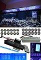 Sem fio Regulável Cresce A Luz Led 150 w Branco Azul Levou Chip Espectro Completo Programável Levou Luz Do Aquário para Coral com timmer