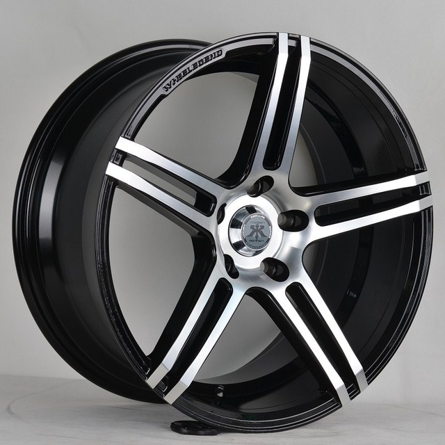 NEW Design Replica Alloy Wheels FIT FOR BMW BENZ CARSCOOL - Cool cars rims