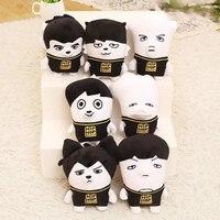 Youpop KPOP Korean Fashion BTS Bangtan Boys Bulletproof Boy Scouts Album Jung Kook Jimin V HIP