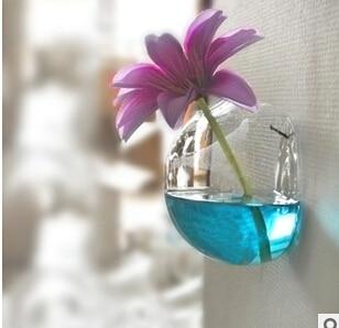 free shipping nuevo estilo decorativo de pared colgante de pared pared del vaso florero de