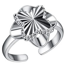 Rings 925 Fashion Jewelry gift rings silver PJ187(China)