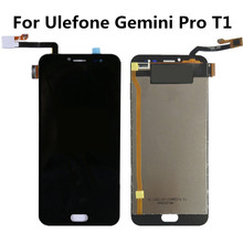For Ulefone Gemini Pro T1 LCD Display+Touch Screen Digitizer Assembly Replacement for  lcd