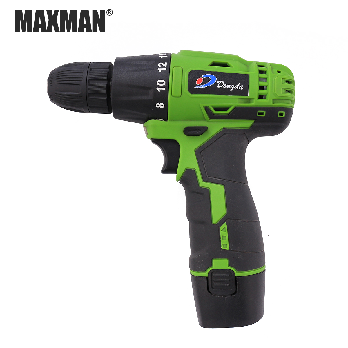 MAXMAN Power Tools 12V DC Lithium-Ion Battery Electric Drill Household Portable Charging Hand Mini Drill Cordless Wrench 1 2 li ion 58v 4 8ah 2800r min lithium battery socket wrench electric impact wrench car tyre wheel cordless wrench drill
