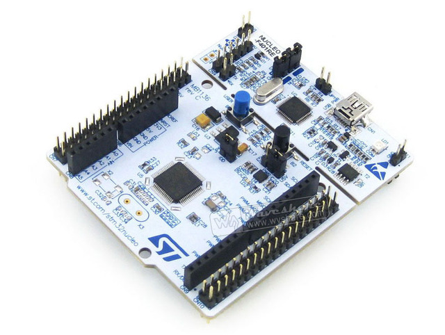 US $28 99 |STM32 NUCLEO F401RE # STM32F4 STM32F401 Development Board  Embedded ST LINK-in Replacement Parts & Accessories from Consumer  Electronics on
