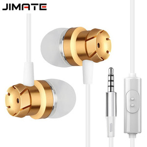 Jimate In Ear Earbud Noise Iso