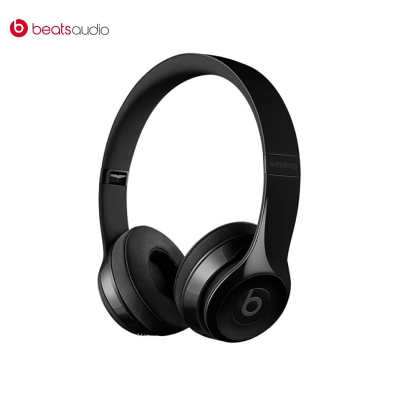 Earphones Beats Solo3 Wireless bluetooth earphone Wireless headphone headphone with microphone headphone for phone on-ea