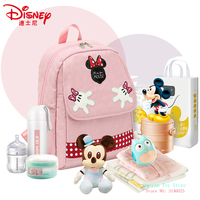 Genuine Disney Polyester Insulation Bag Father High capacity Feeding Bottle Bags Mother Backpack Baby Care Diaper Bags for Women