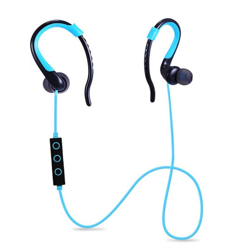 Bluetooth 4.1 fon kepala fon telinga untuk iphone samsung tanpa wayar - Audio dan video mudah alih - Foto 3
