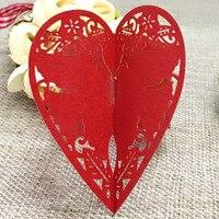 150X סיטונאי טבעות מפית יונה אדומה/גלישת חתונת קישוט החתונה שולחן לקישוט בית המפלגה חתונות מחזיק