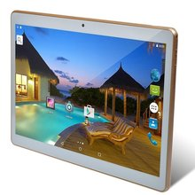 2017 Newest 10 inch Tablet PC Octa Core 4GB RAM 32GB ROM Dual SIM Cards Android 5.1 GPS 3G 4G LTE Tablet PC 10 10.1″ +Gifts