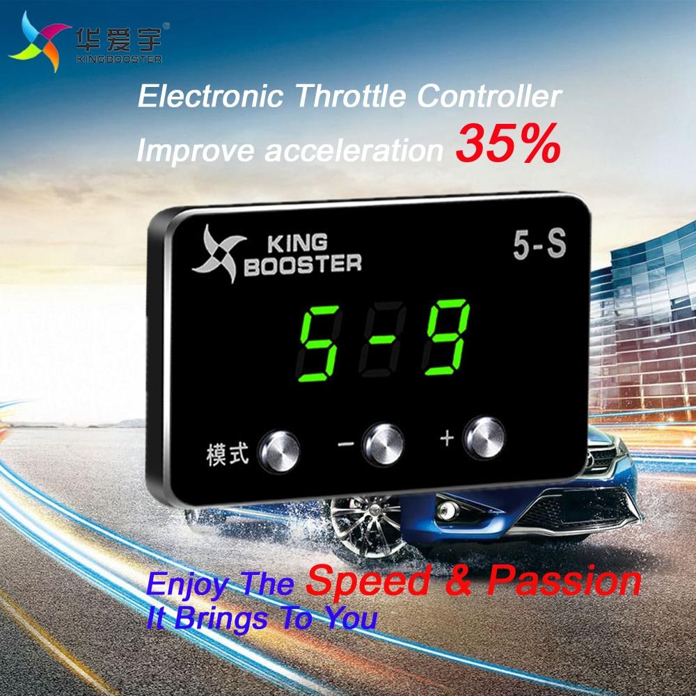 Усилитель скорости автомобиля, педаль управления, электронный контроллер дроссельной заслонки, Акселератор для HONDA VEZEL RU1/2 RU3/4 2013,12 +