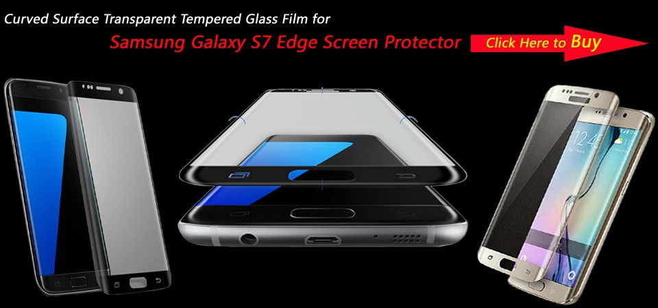 S7 Edge Curved Surface Screen Protector