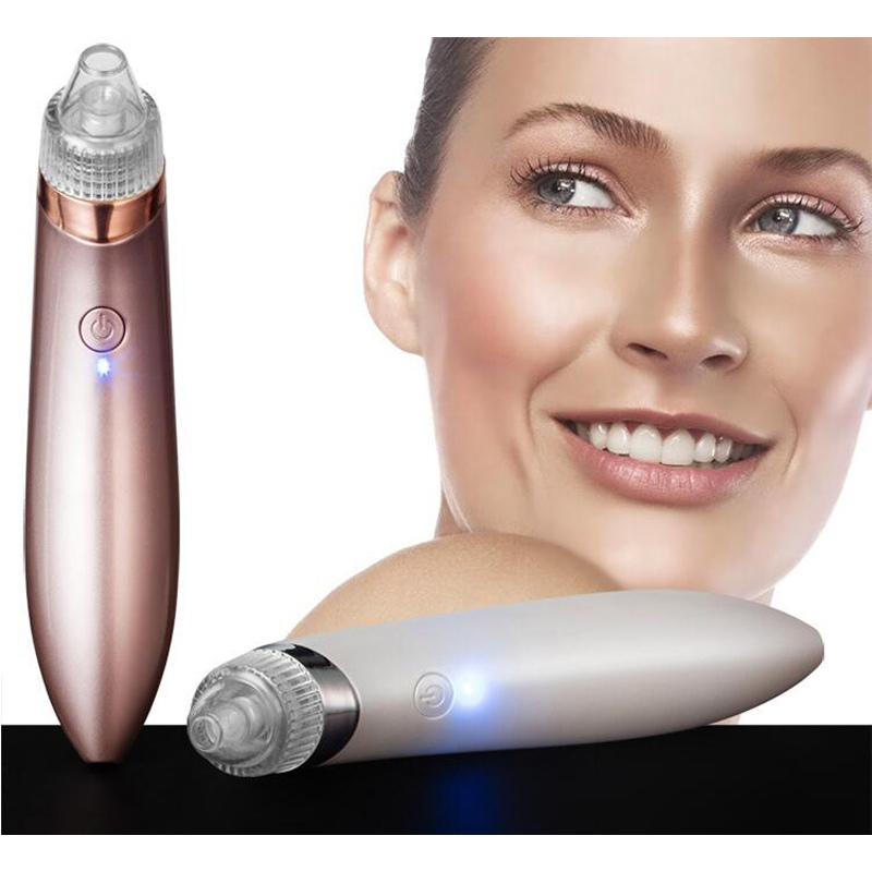 Blackhead Vacuum Suction Diamond Removal Wrink Acne Pore Peeling Face Clean Facial Skin Care Beauty Machine N78