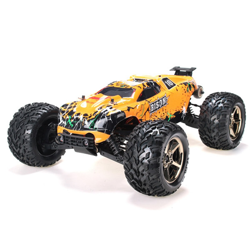 Brand New Vkarracing 1/10 4WD Brushless Off-Road Truggy BISON ATR 51204 hpi trophy truggy flux brushless 4wd 2 4ghz