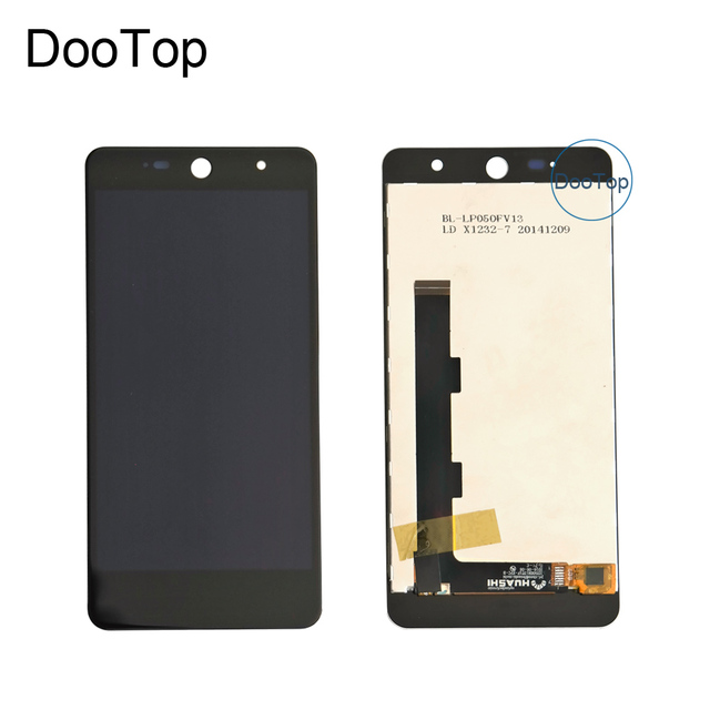 """5"""" Top Quality Lcds For wileyfox swift 2/ swift 2 plus Lcd Assembly Touch Screen Digitizer Display Capacitive Replacement"""
