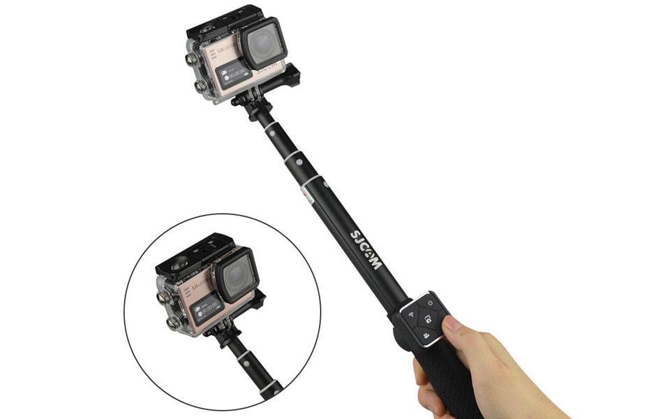 9 selfie stick monpod for sj6