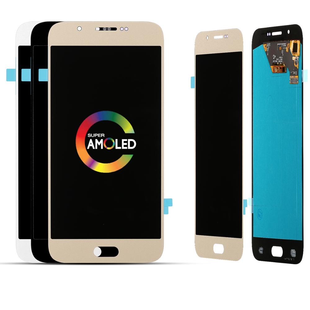Super Amoled LCDs For <font><b>Samsung</b></font> <font><b>Galaxy</b></font> <font><b>A8</b></font> <font><b>LCD</b></font> A800 A8000 A800F LCDs <font><b>Display</b></font> and <font><b>Touch</b></font> <font><b>Screen</b></font> Digitizer Assembly Replacement Parts image