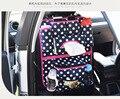 Suporte multi-bolso auto voltar organizador do assento de carro pendurado saco de armazenamento de viagem saco de fraldas do bebê para crianças assento de carro ipad saco de isolamento