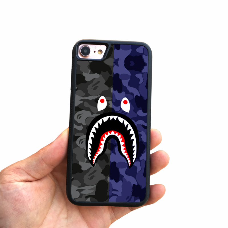 bape shark coque iphone 6