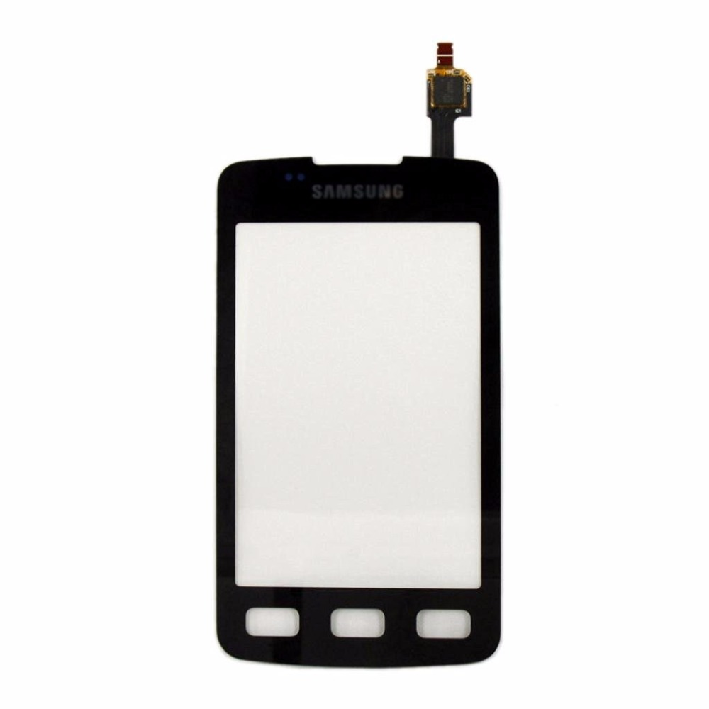 1PCS NEW For Samsung Galaxy Xcover S5690 GT S5690 Touch Screen Digitizer Glass Panel Replacement with