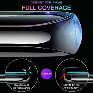 Image 3 - 99D מלא מעוקל מזג זכוכית עבור Samsung Galaxy S9 S8 בתוספת הערה 8 9 מסך מגן על S8 S9 s7 S6 קצה מגן סרט