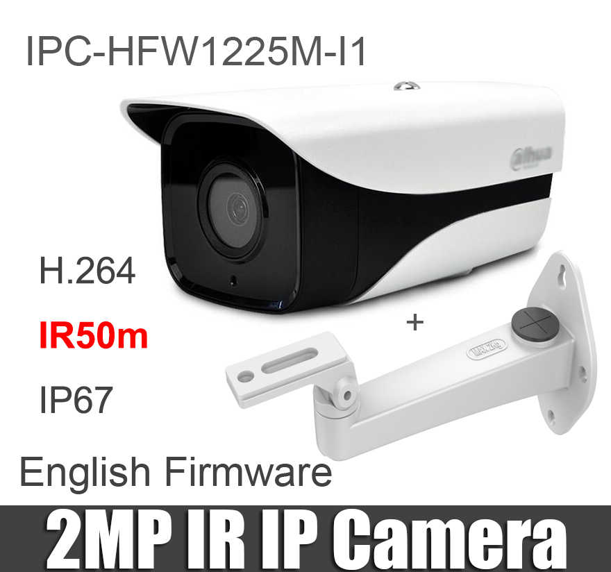Detail Feedback Questions about Dahua IPC HFW1225M I1 2mp bullet IP