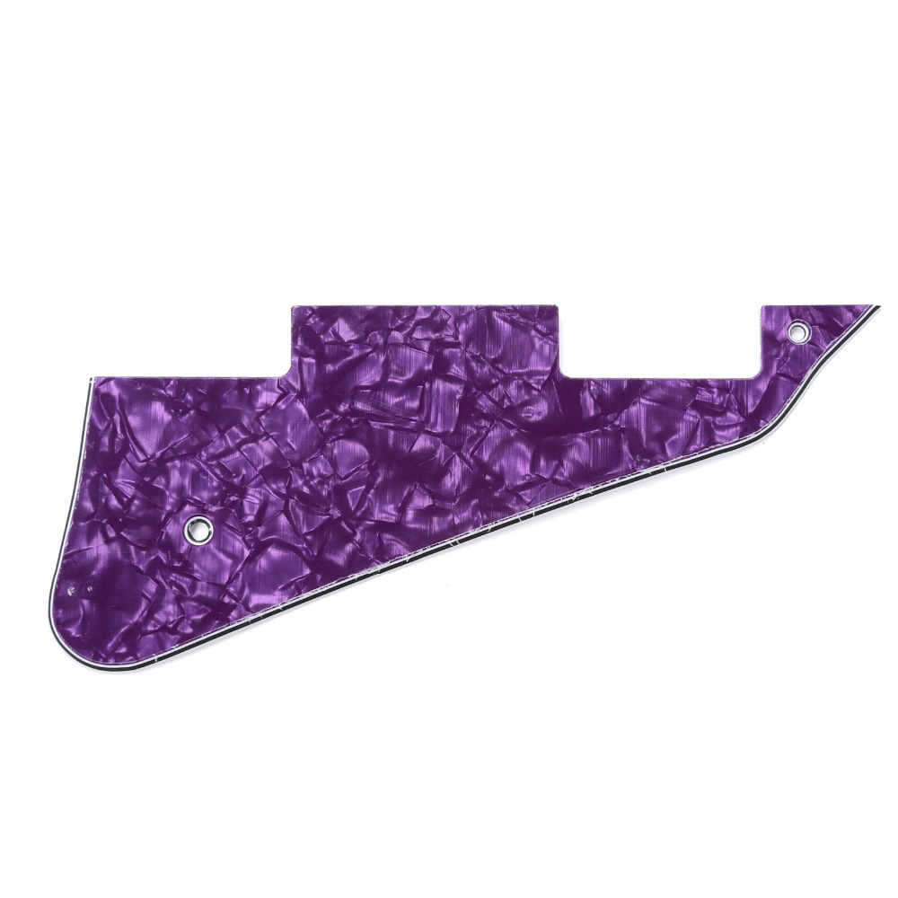 Musiclily Electric Guitar Pickguard Pick Guard For Gibson Lp Les Parts Paul Modern Style
