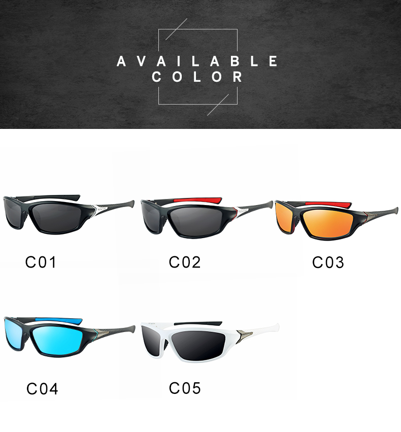 HTB1F0IoLbPpK1RjSZFFq6y5PpXaC 2020 Unisex 100% UV400 Polarised Driving Sun Glasses For Men Polarized Stylish Sunglasses Male Goggle Eyewears