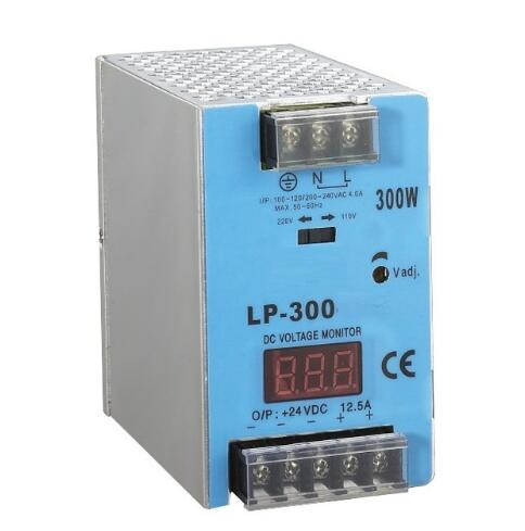 все цены на din rail LP-300-24 300W 24v 12.5a switching power supply ac-dc led driver with Digital display онлайн