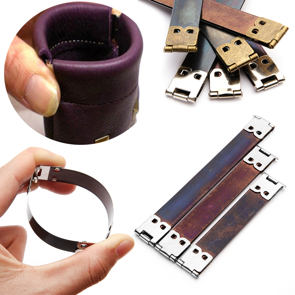 Arts,crafts & Sewing Generous 10pcs/lot Metal Internal Flex Purse Frame Lot Kiss Clasp Hidden Snap Diy Bag Accessories 8/10/12cm Sewing Supplies