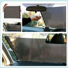Автомобильный выдвижной солнцезащитный козырек, крышка на лобовое стекло, авто шторка для Toyota FJ Cruiser RAV4 CROWN VIOS LAND CRUISER