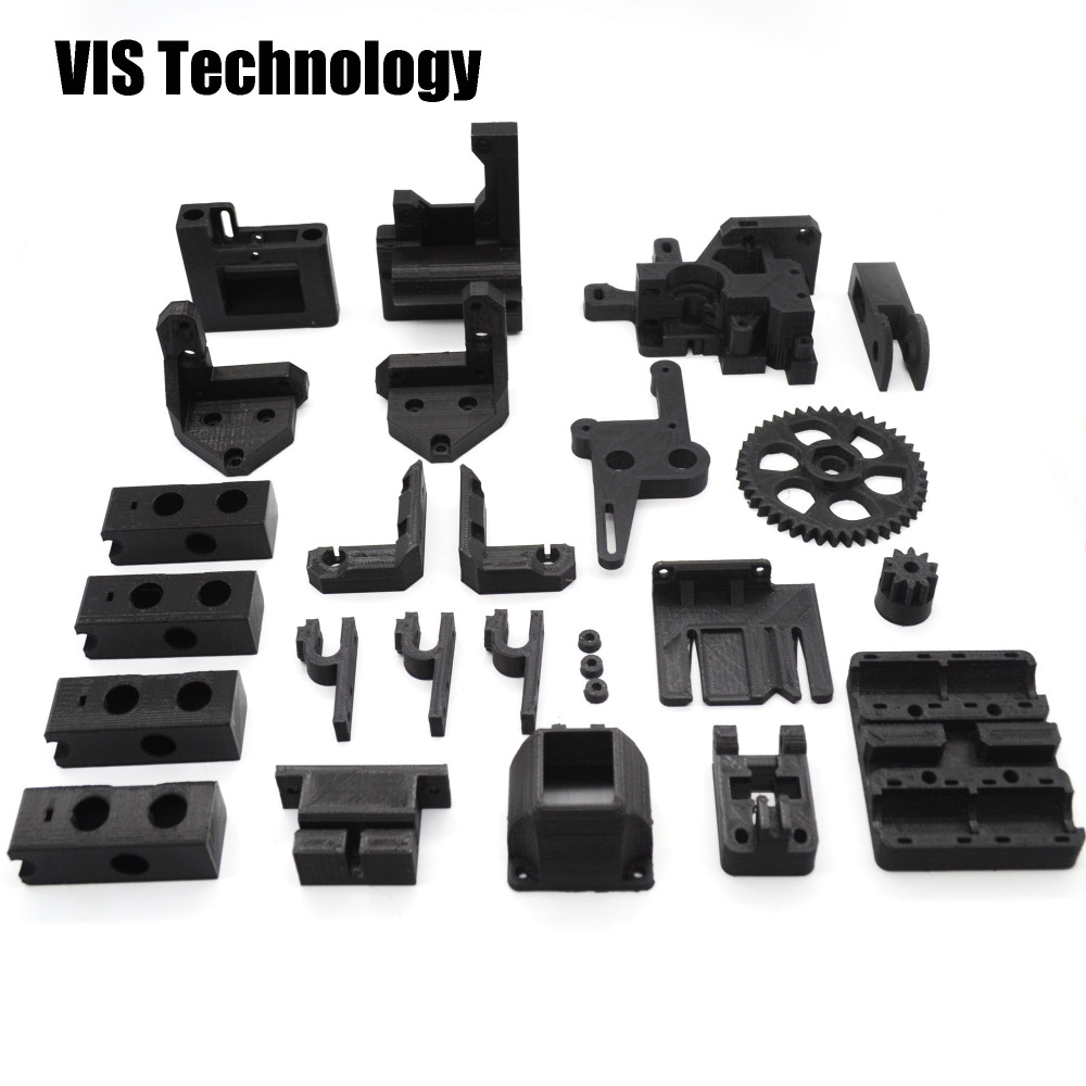 US $27 0 |Customized 3D printing service 3D Printer Frame Plastic Parts  frame parts PLA/ABS plastic Parts for DIY kit-in 3D Printer Parts &